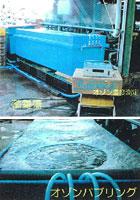 牡蠣のノルウイルス浄化装置